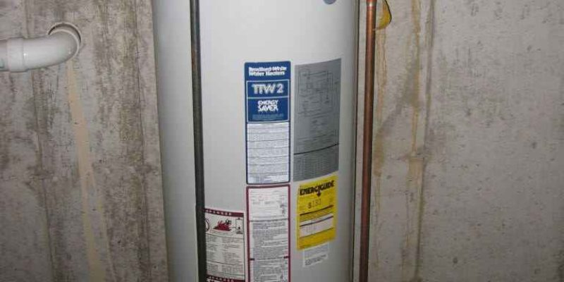 Hot water tank repair in Downriver, MI