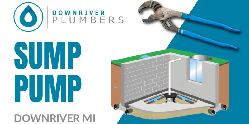 Common signs you need to replace your sump pump Downriver MI